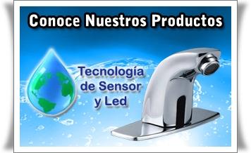 Productos - LLaves con Sensor